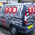 zebra van graphics