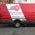 large iveco van graphics kent