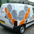 peugeot partner van graphics
