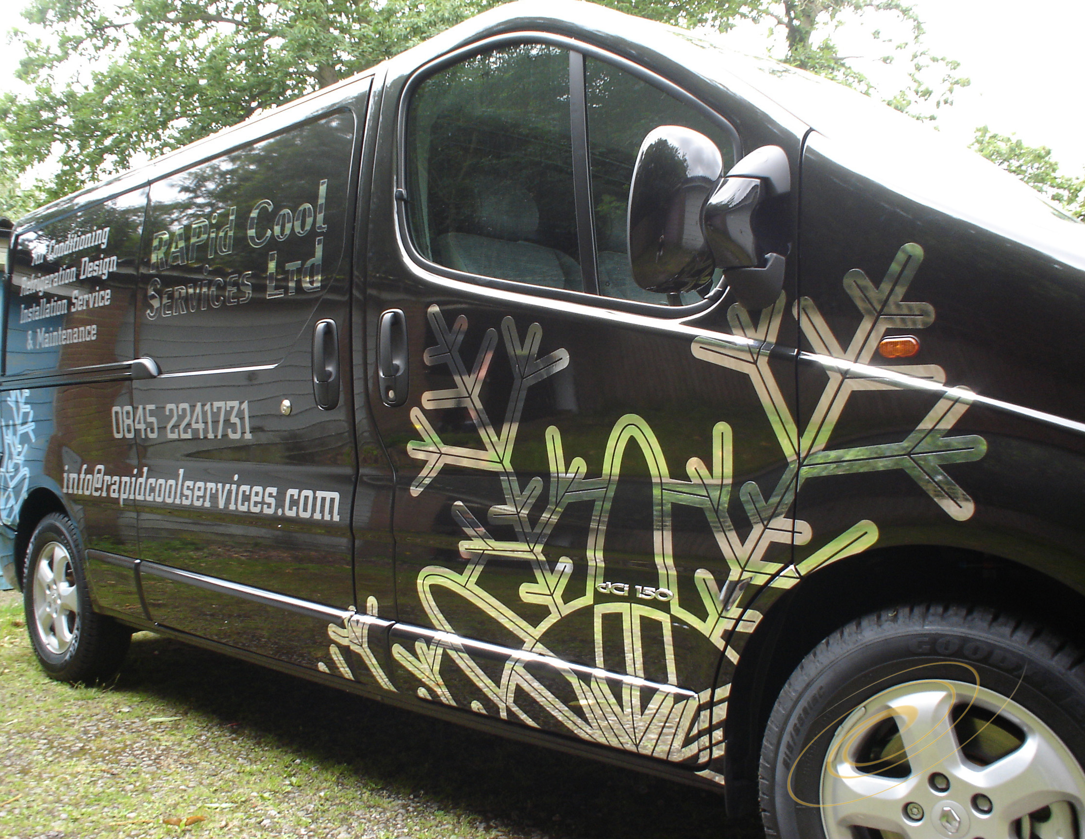 1b6b2cfcb9 transit connect van graphics · chrome van signwriter · volkswagen  transporter signwriters kent